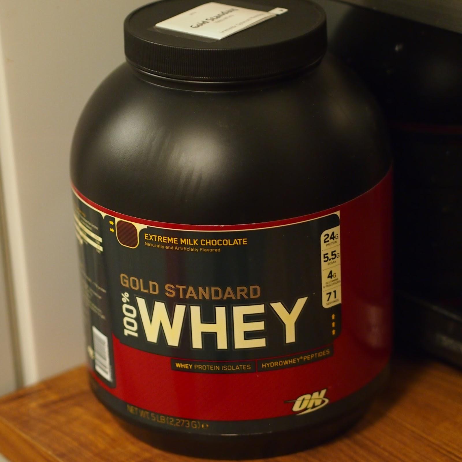 vilket proteinpulver