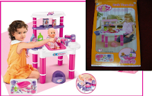 Brand New Doll Bath Time Set,RM50 nett!!!