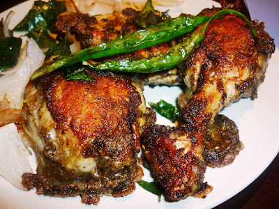 Malabar chicken fry