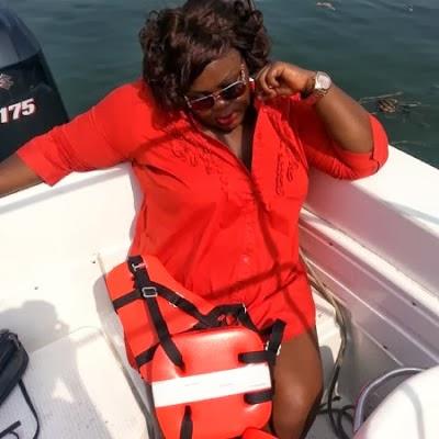 eniola badmus boat cruise