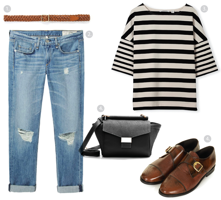 Tomboy casual style :: stylisti