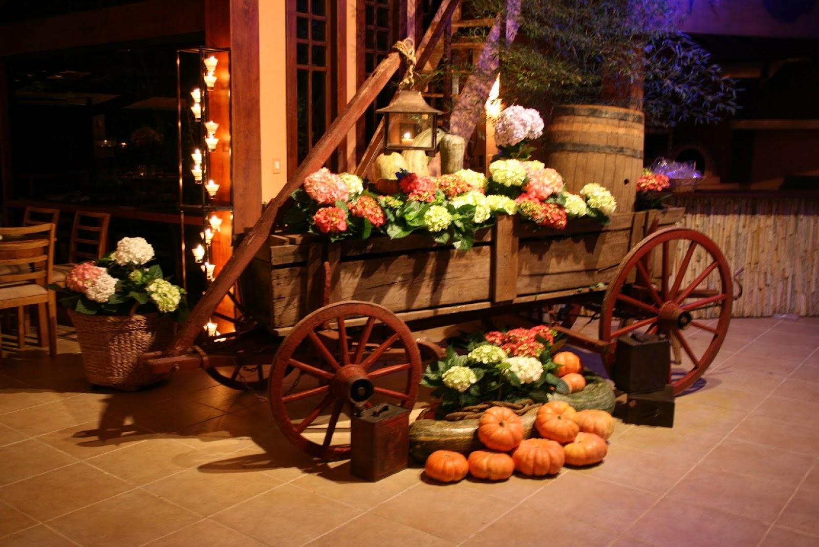 decoracao casamento juninoCantinho da Maja Casamento com Decoração