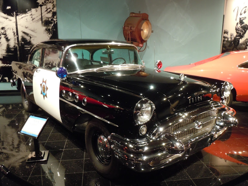 Highway Patrol Buick Century TV car