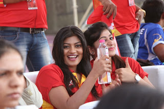Mumbai Heros Vs Chennai Rhinos Match at CCL 5    ~ Bollywood and South Indian Cinema Actress Exclusive Picture Galleries