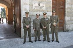 Foligno: Caserma Ferrante Gonzaga del Vodice