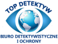 Biuro detektywistyczne Top Detektyw - Trójmiasto (Gdańsk, Gdynia), Łódzkie (Łódź)