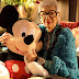 Iris Apfel and Mickey Mouse