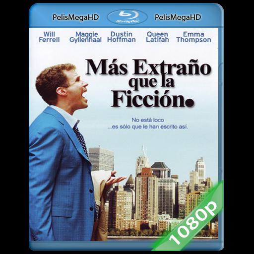 Mas Extraño Que la Ficción (2006) 1080p HD MKV Español Latino