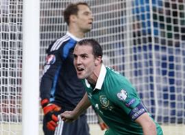 Eliminatórias Eurocopa: Alemanha 1 x 1 Irlanda