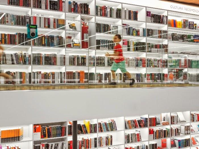 LEAF Awards 2014, Librería Cultura, Sao Paulo, Brasil