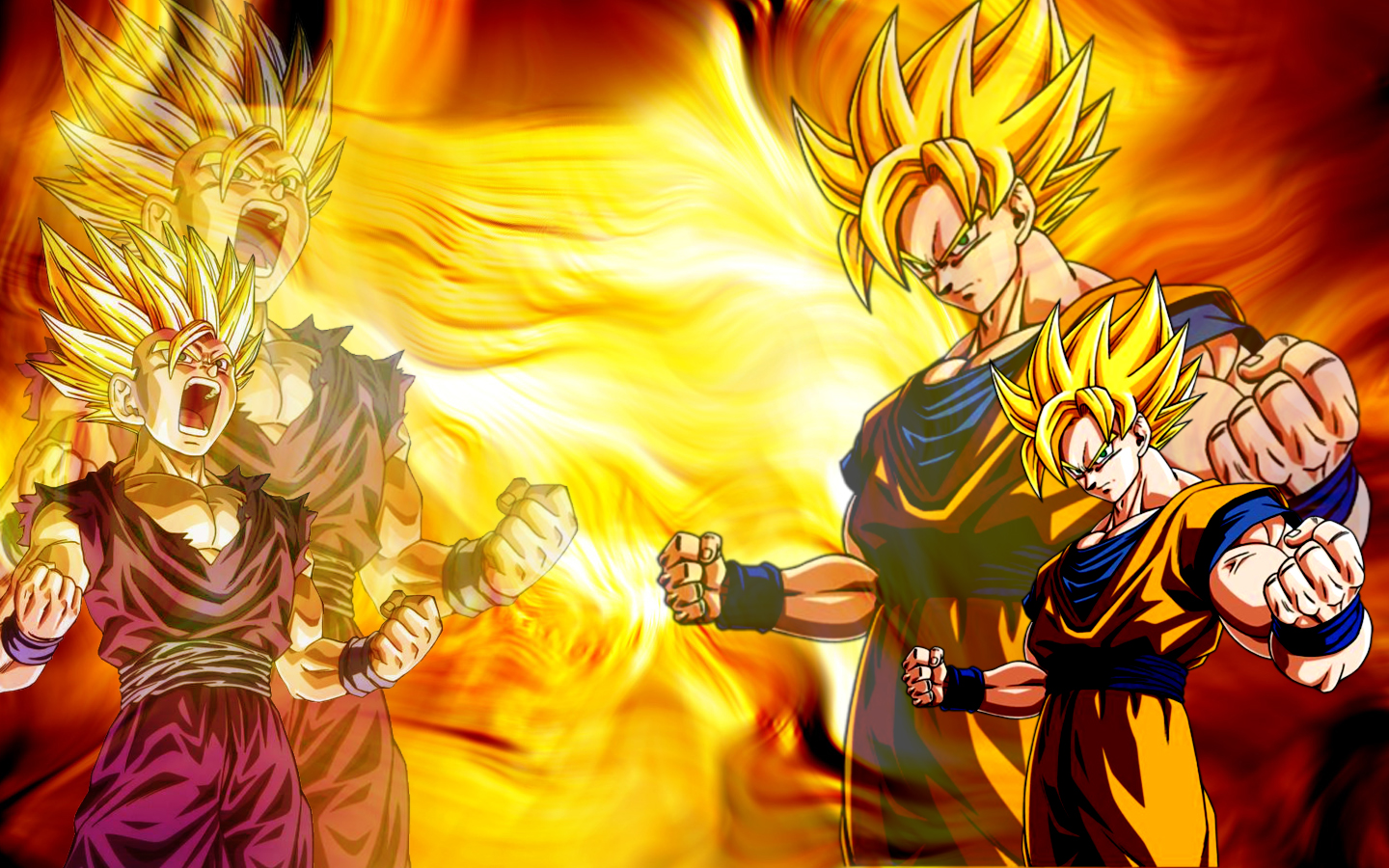 Dragon Ball HD & Widescreen Wallpaper 0.677929544438639