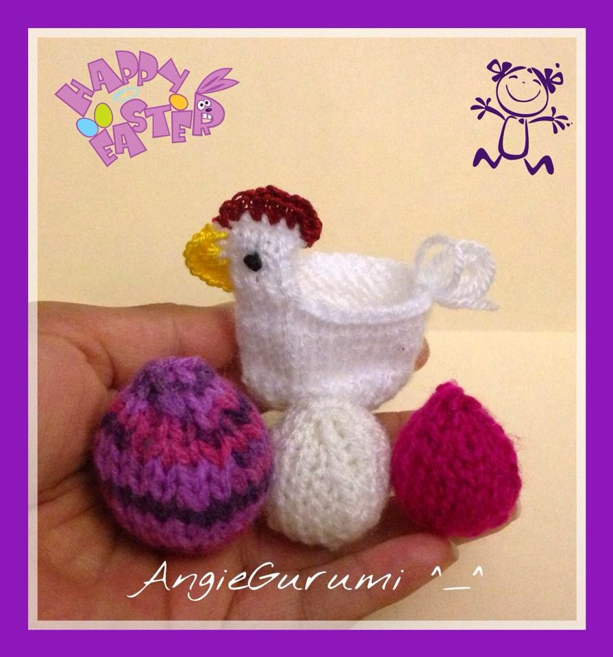 Easter Chick Egg Cozy