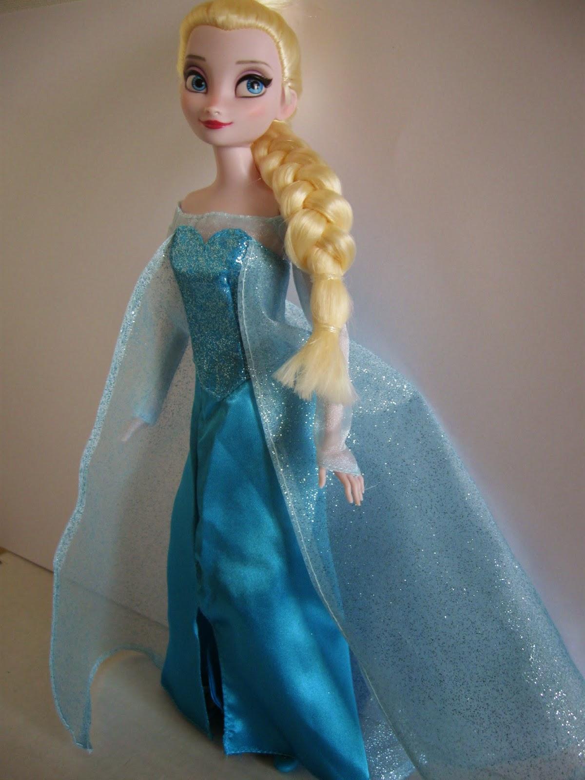 Платье для куклы 34