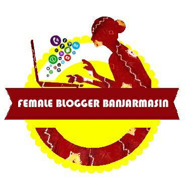 Female Blogger Banjarmasin