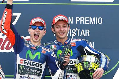 Rossi: Lorenzo Sempurna, Akan Sulit Mengalahkannya Lagi!