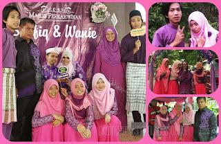 famili pink purple