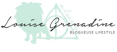 Louise Grenadine - blog lifestyle à Lyon