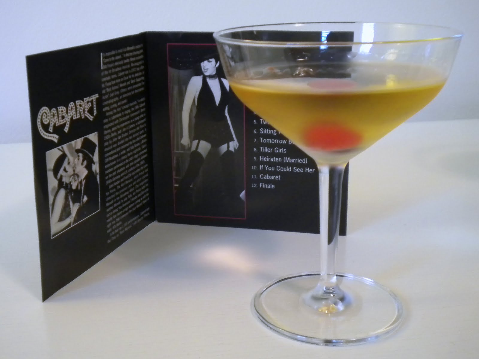 Caberet Cocktail Recipes — Dishmaps