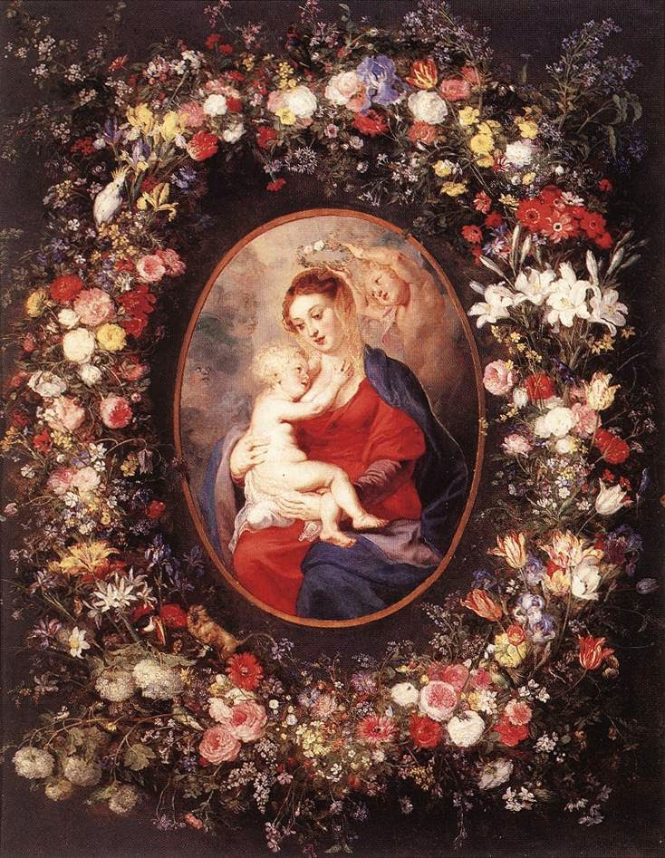 Famous Painting By Peter Paul Rubens
