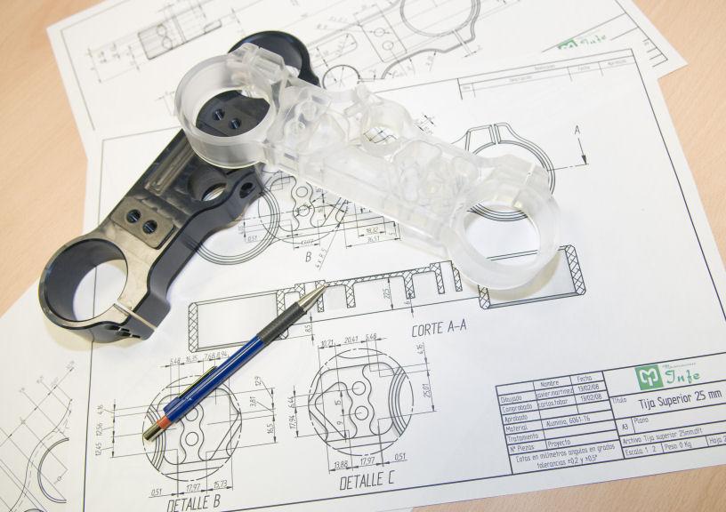 Tecnolog a dise o industrial herramientas aplicadas en el for Arquitectura o diseno industrial