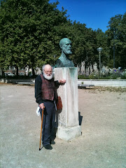Sir Geoffrey Hill in Orléans