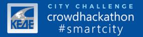 CITY CHALLENGE – crowdhackathon #smartcity