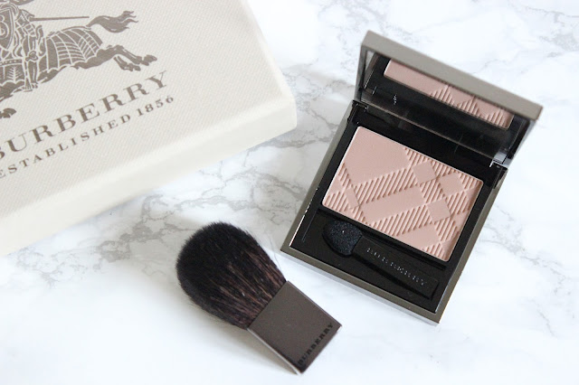 Burberry Beauty Box - Light Glow Natural Blush in Earthy Blush