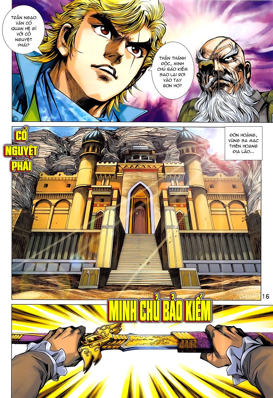 Tân Tác Long Hổ Môn chap 793 Trang 16 - Mangak.info
