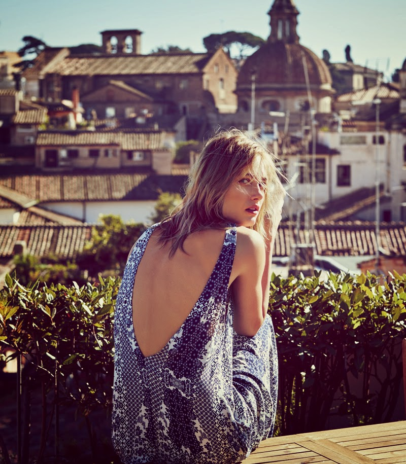 Free People's February 2015 Campaign