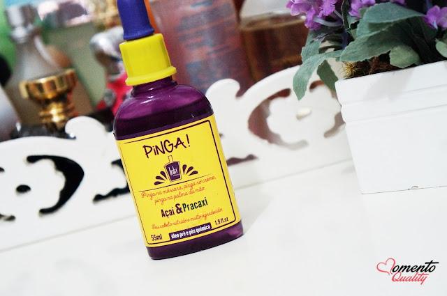 Pinga - Açaí & Pracaxi Lola Cosmetics