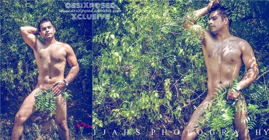 Desi Gay Desires: Jungle Mard # 7