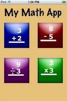 My Math App logo