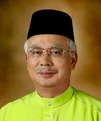 Perdana Menteri Malaysia (ke-6) terkini sejak 3 April 2009