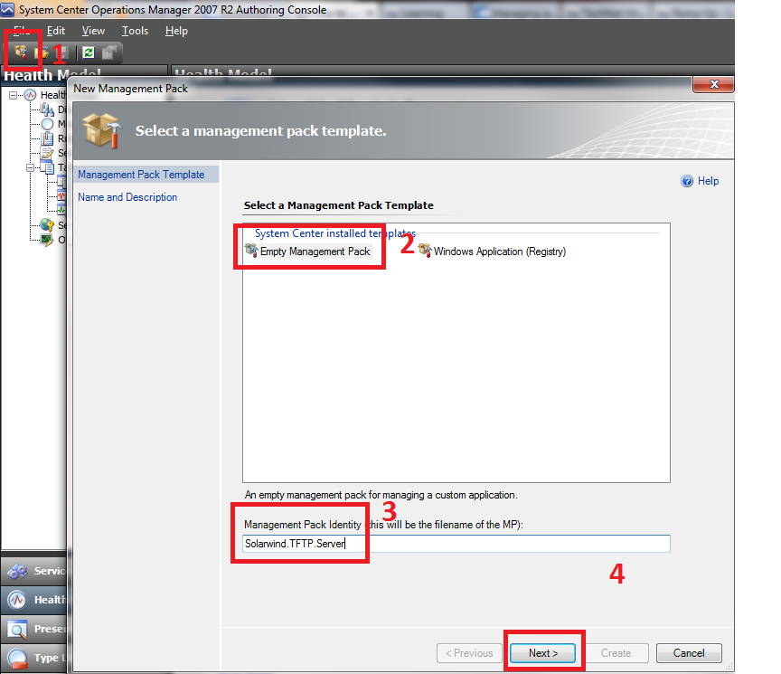 how to connect to solarwinds tftp server