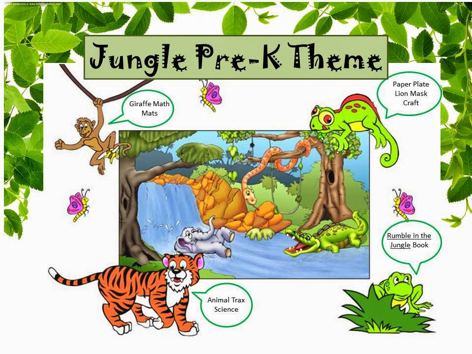 Jungle Theme  sc 1 st  Nothing But Monkey Business - Blogger & Nothing But Monkey Business: Jungle Theme