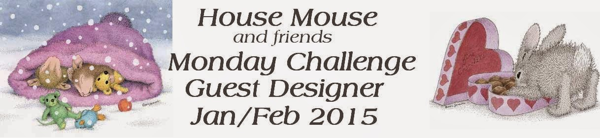 House Mouse Guest Designer