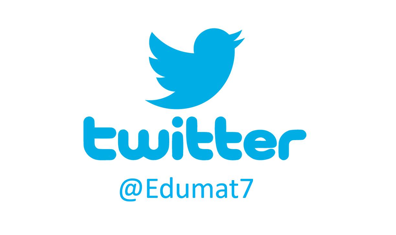Twitter Edumat