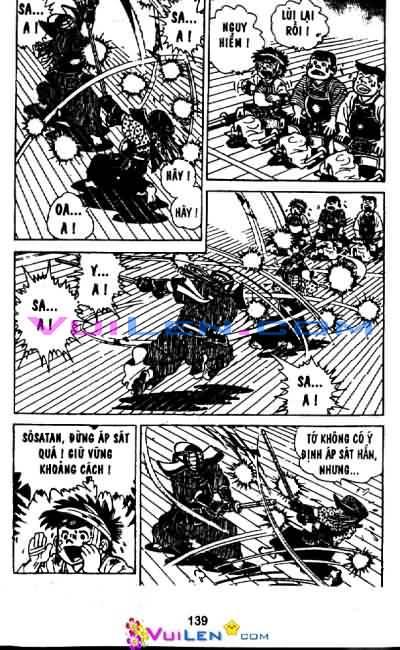 Siêu quậy Teppi chap 29 - Trang 140
