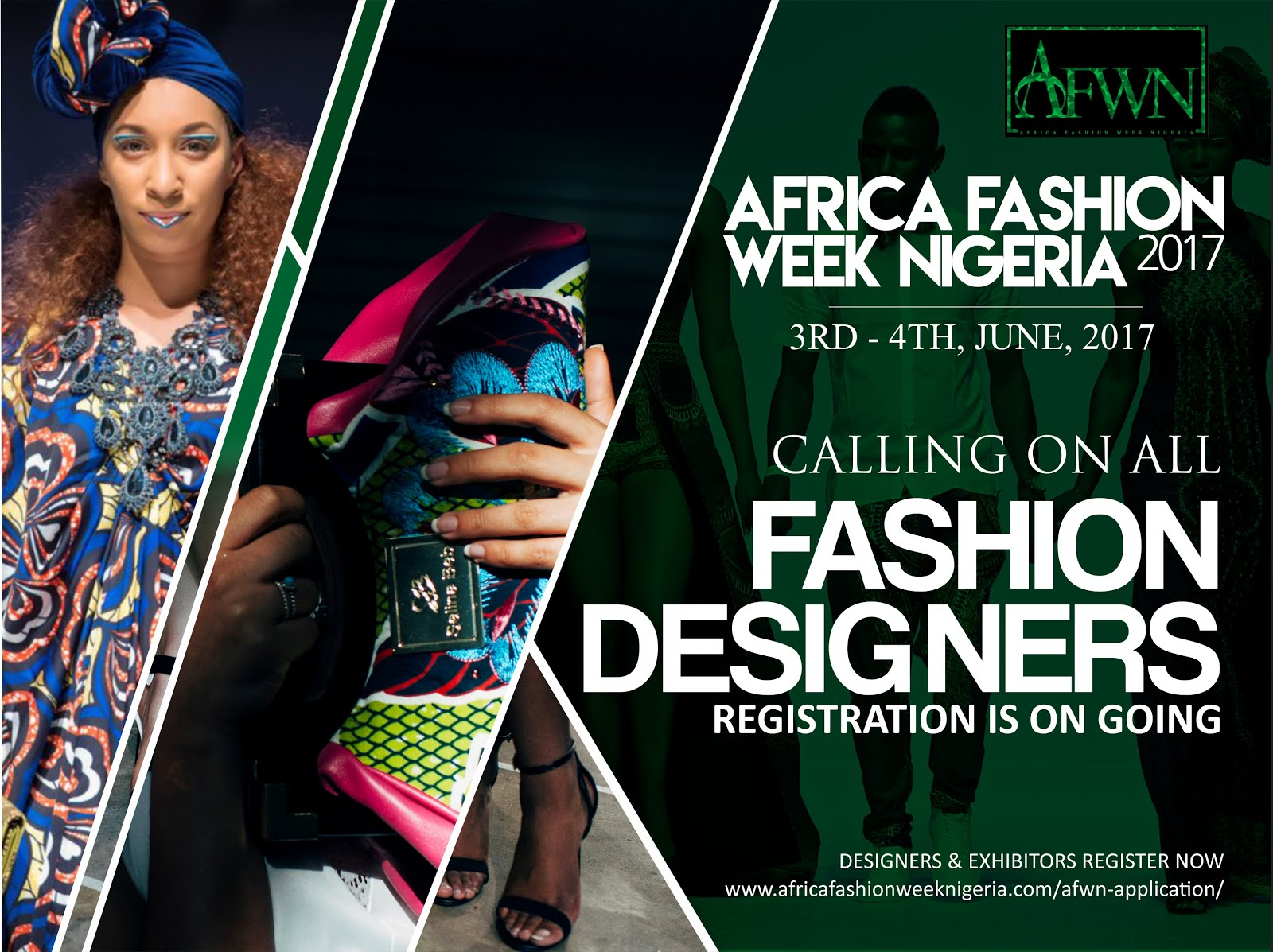 AFRICAN FASHION WEEK LONDON