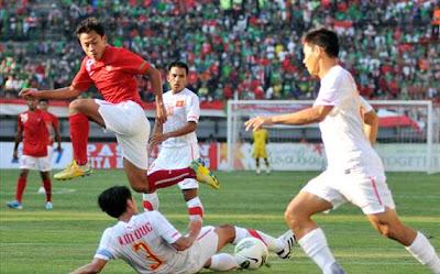 Prediksi Skor Vietnam vs Indonesia 16 Oktober 2012