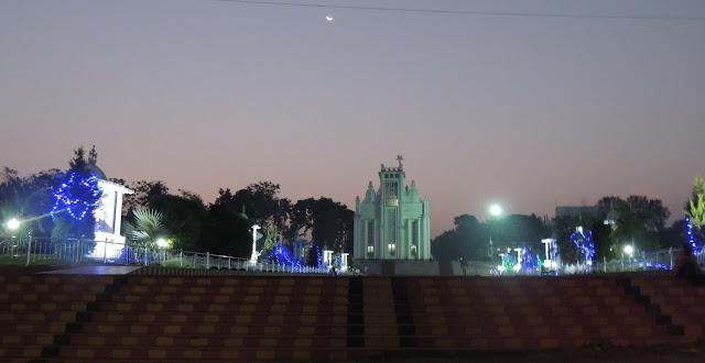 athirampuzha st.mary's church
