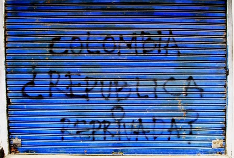 Graffitti...