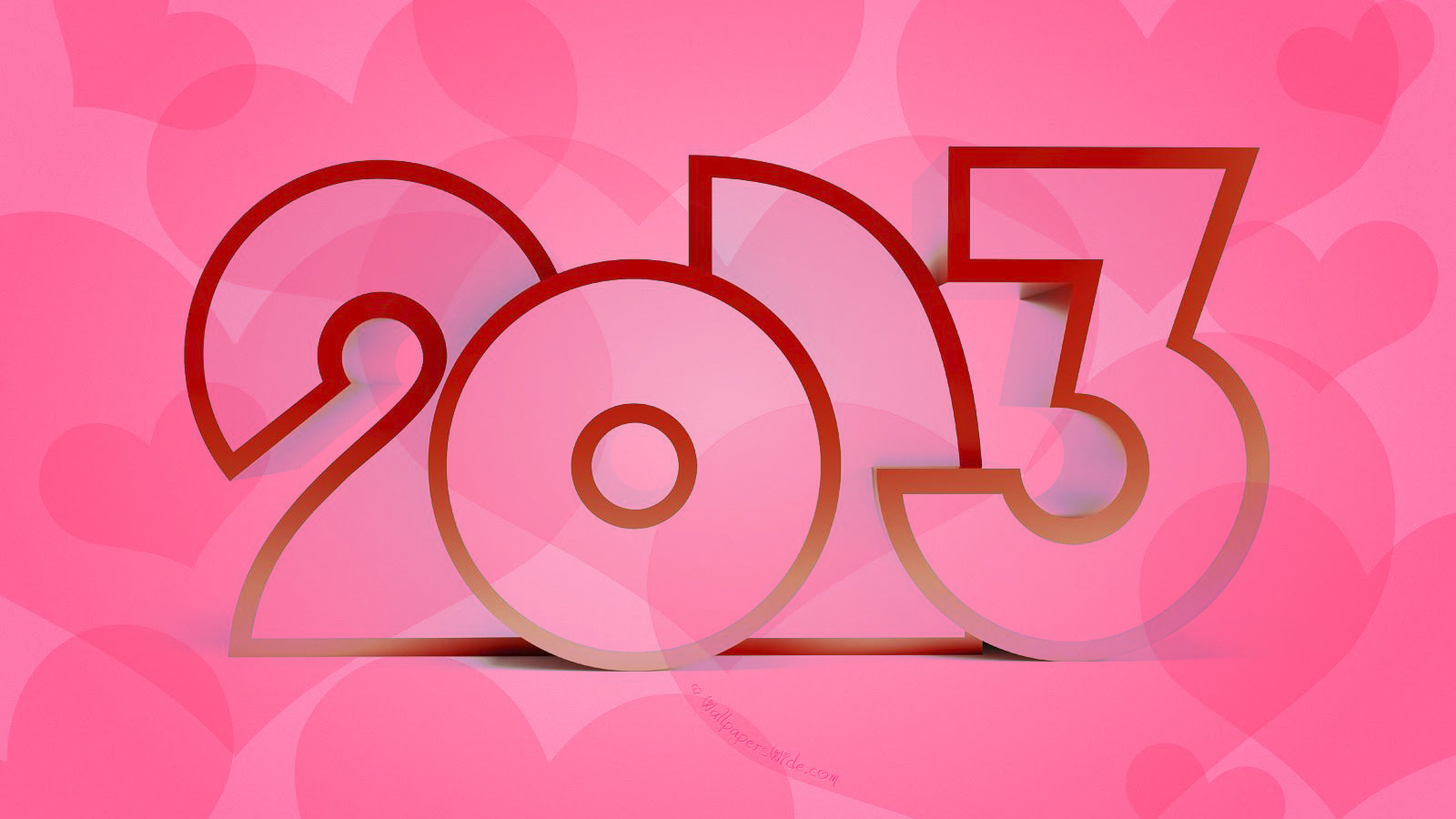 Happy New Year 2013 Beautyful Wallpaper