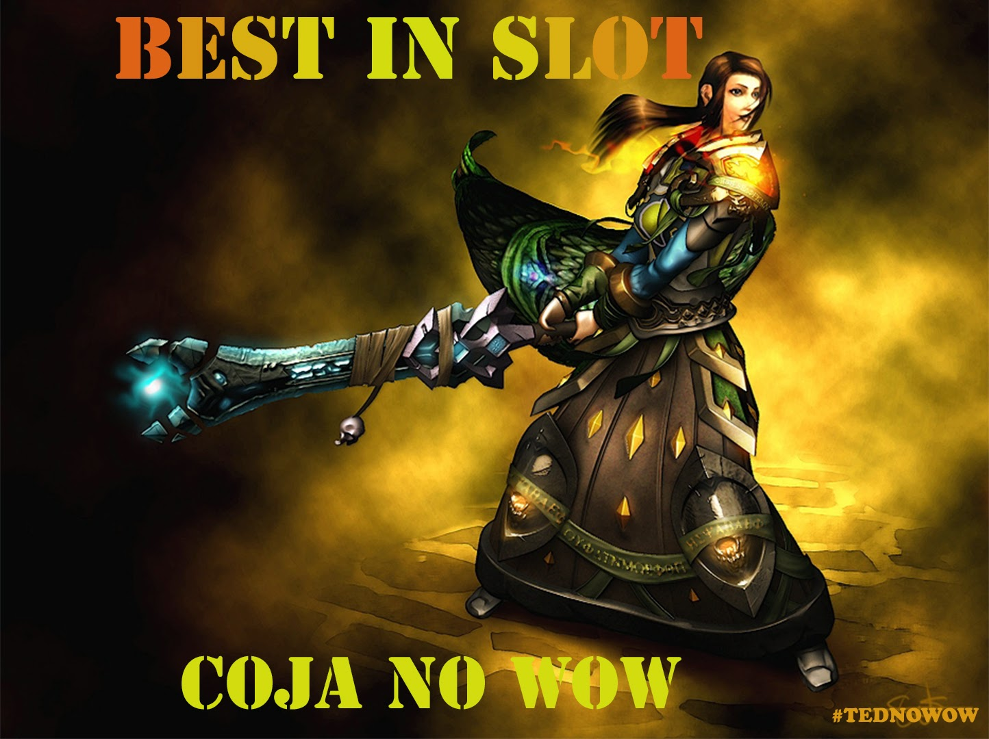 World of Warcraft Retribution Paladin