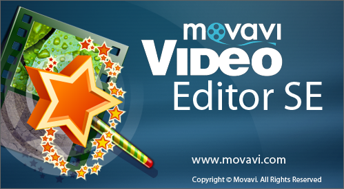 Movavi vedio editor ,program that converts images into high-quality video