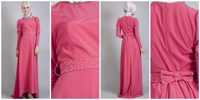 Baju Gamis Muslimah Nan Anggun Beauty And Style