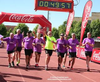 Fotografias carrera 10 km ULE