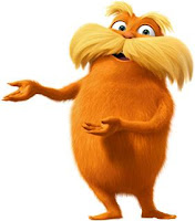 The new movie Lorax