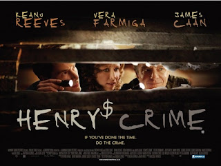 Henry's Crime official poster