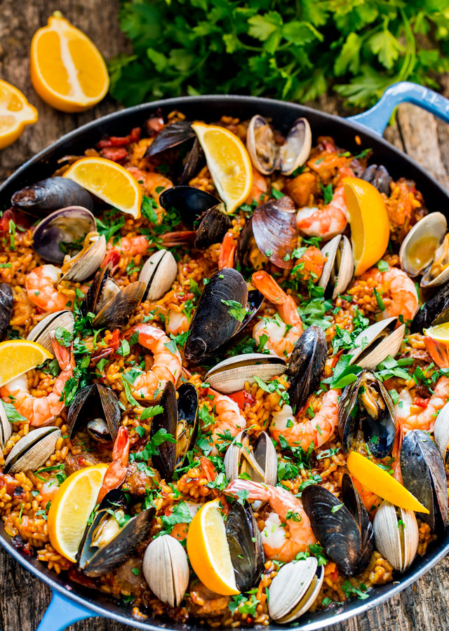 Life of the PAELLA Party